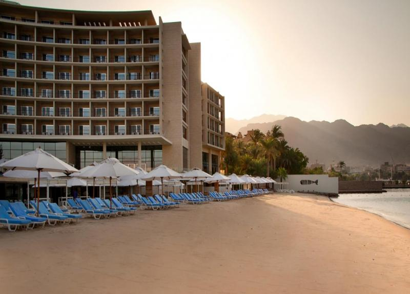 Kempinski Hotel Aqaba / Kempinski Hotel Aqaba