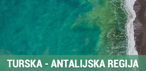 Antalijska regija
