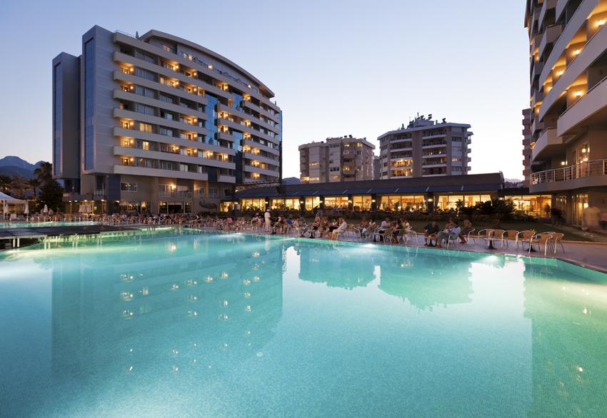 Porto Bello Jedan Od Najposećenijih Hotela U Antaliji