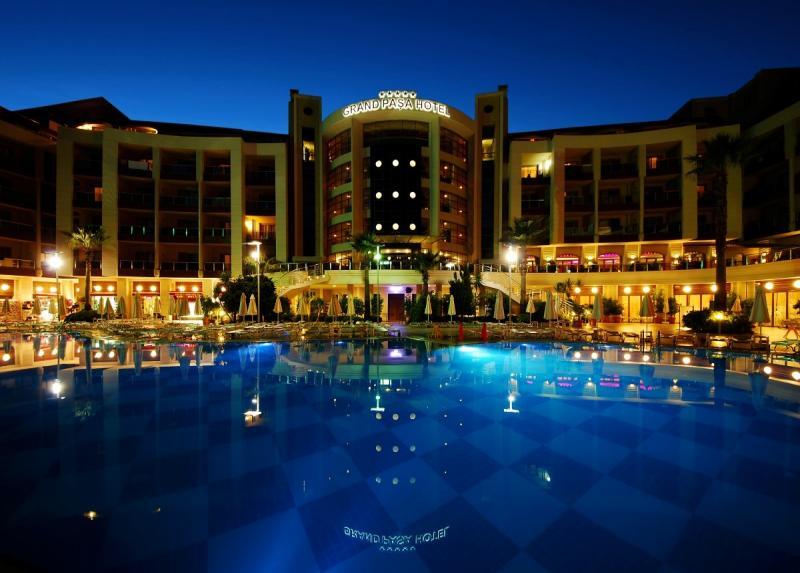 Grand Pasa Hotel / Grand Pasa Hotel