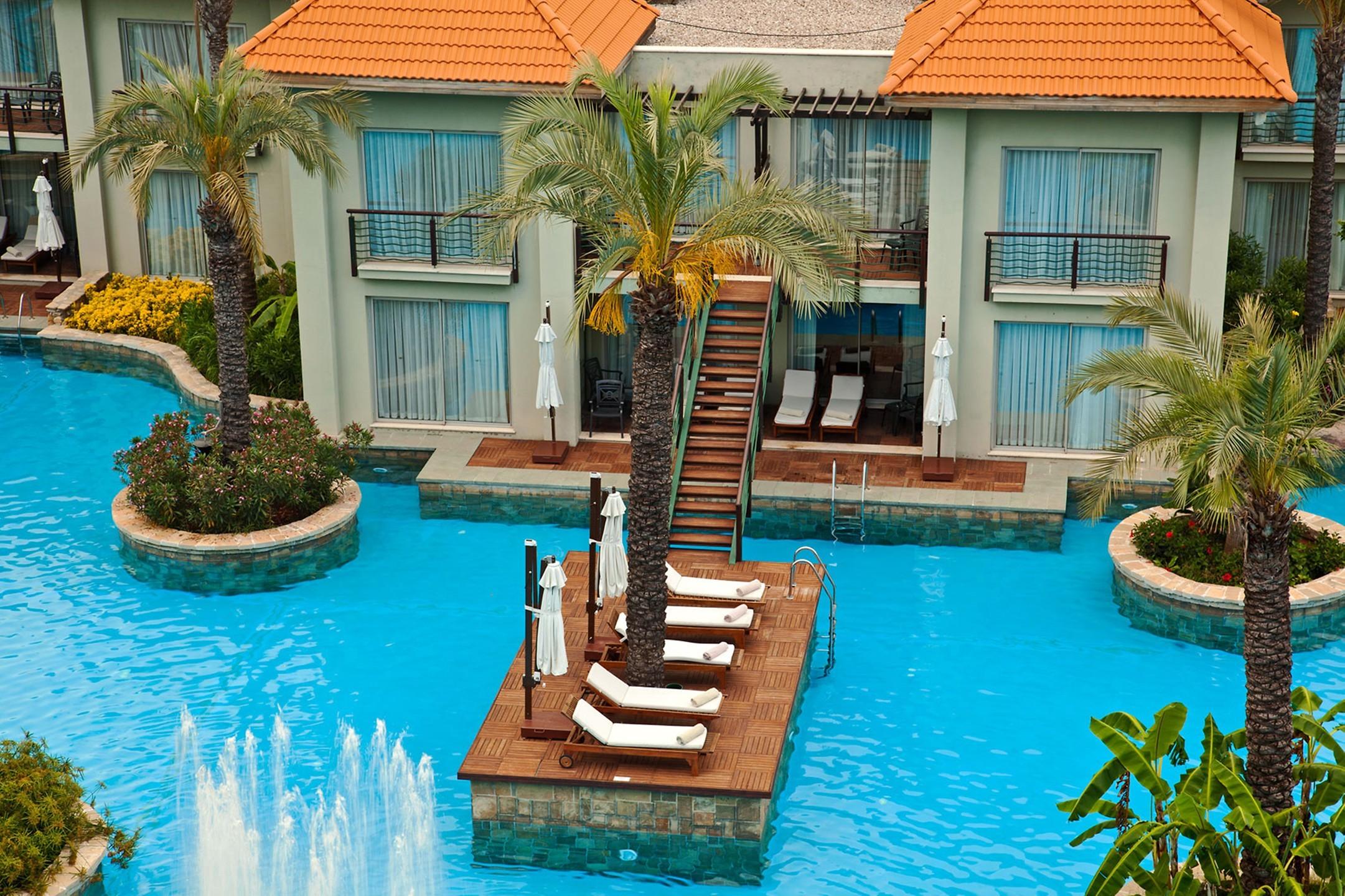 Šta Pruža Najbolji Hotel U Antaliji?