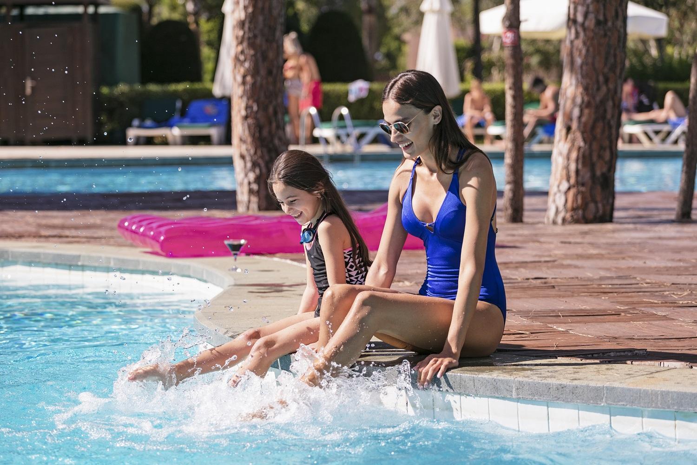 Hotel Ušuškan Među Zelenilom Antalije