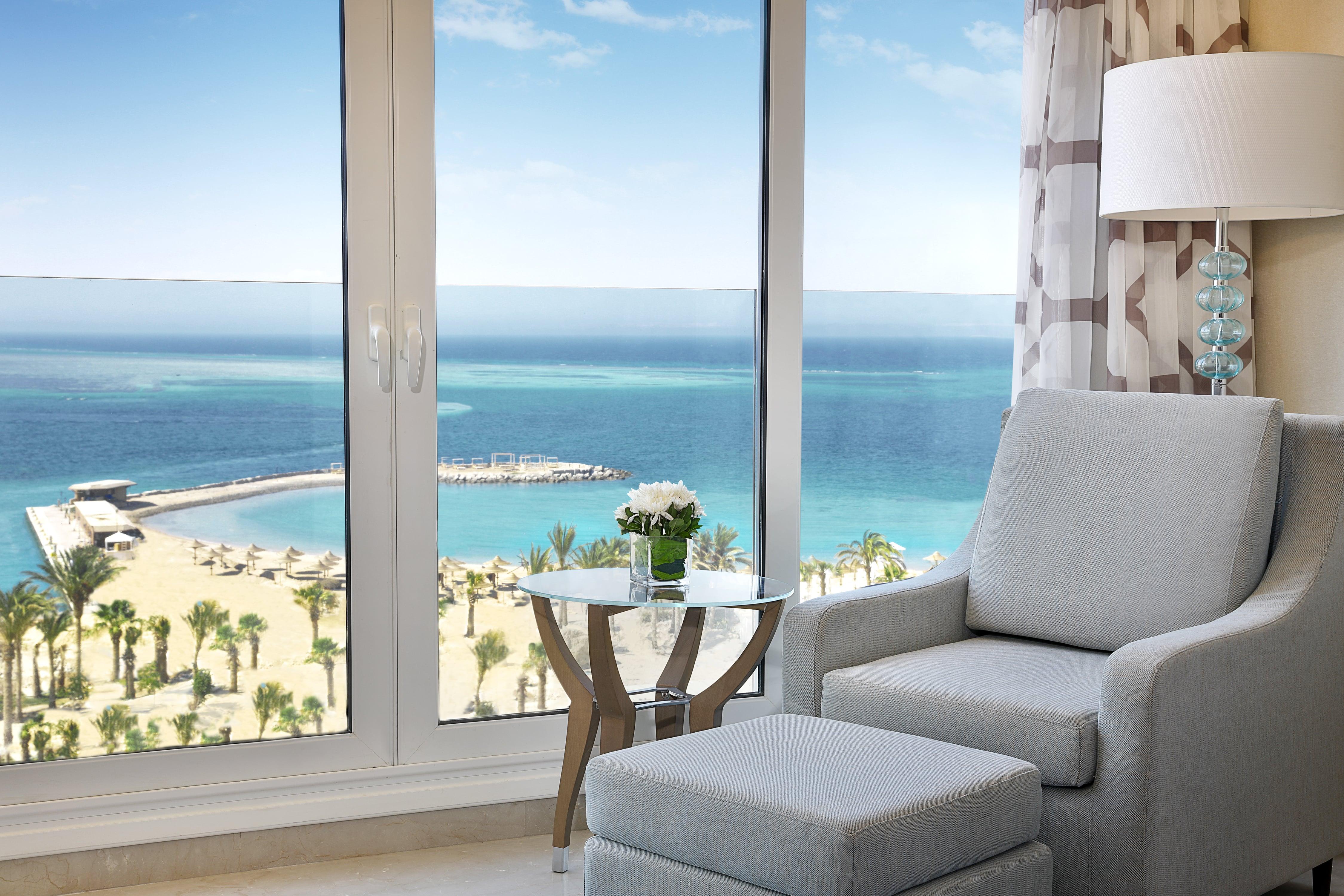 Moderan Hotel Sa Zadivljujućim Pogledom Na More