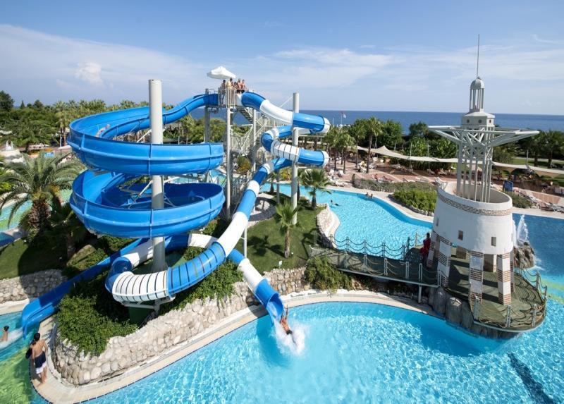 Limak Limra Hotel And Resort / Limak Limra Hotel And Resort
