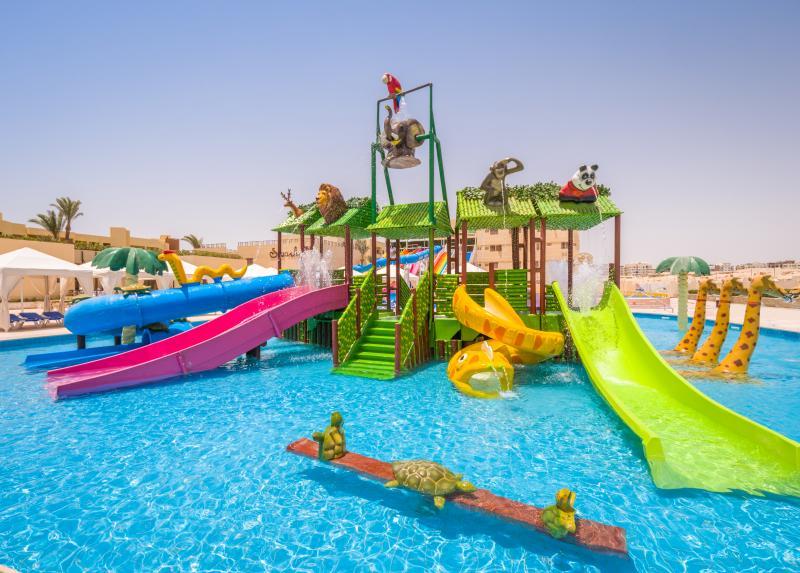 Sunny Days Mirette Family Aqua Park / Sunny Days Mirette Family Aqua Park