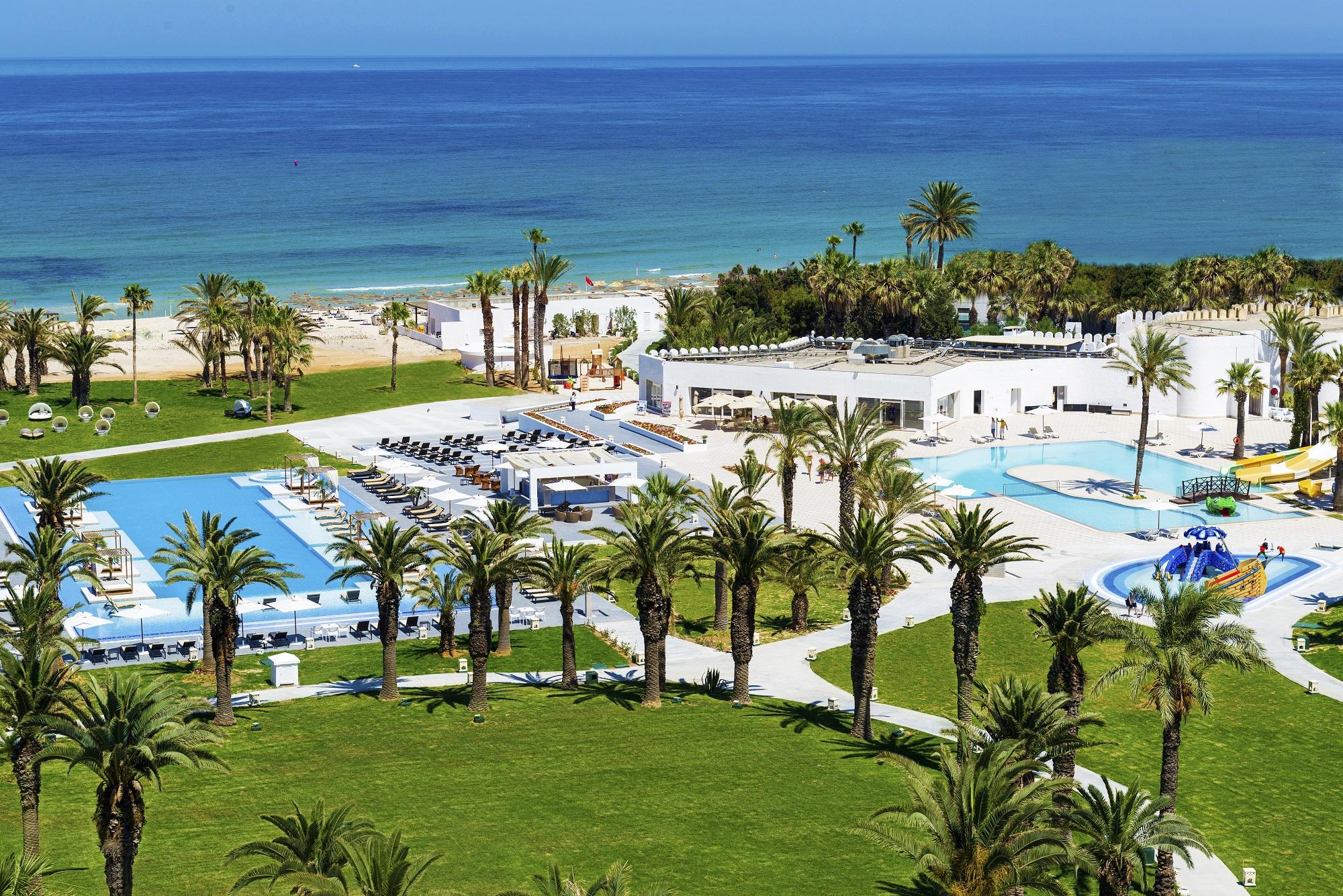 Tunis Zemlja Jasmina I Belog Peska