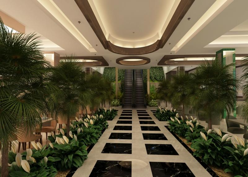 Concorde Luxury Resort / Concorde Luxury Resort