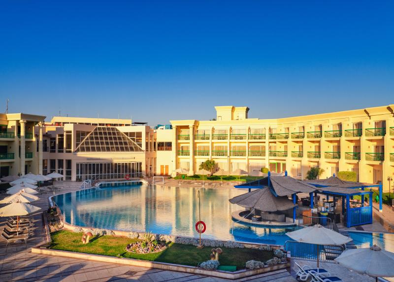 SWISS INN RESORT HURGHADA (ex Hilton Hurghada Resort)