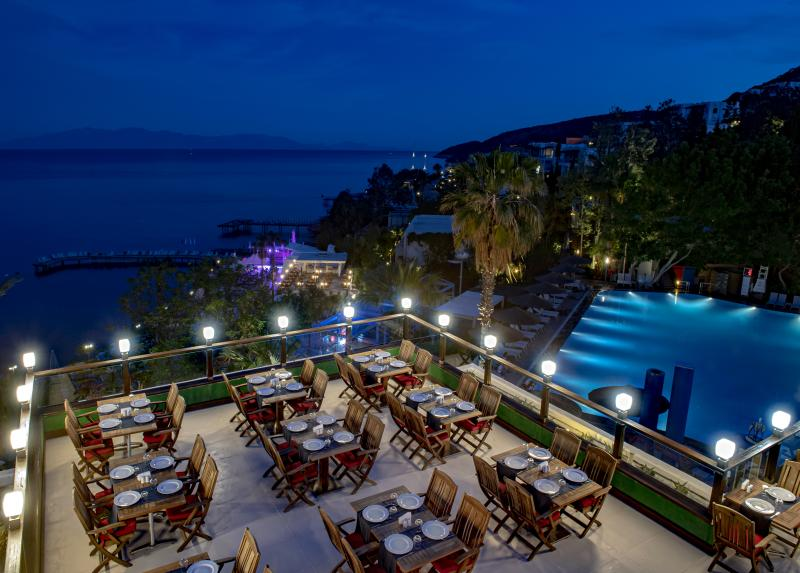 Isis Hotel Goddess Of Bodrum / Isis Hotel Goddess Of Bodrum