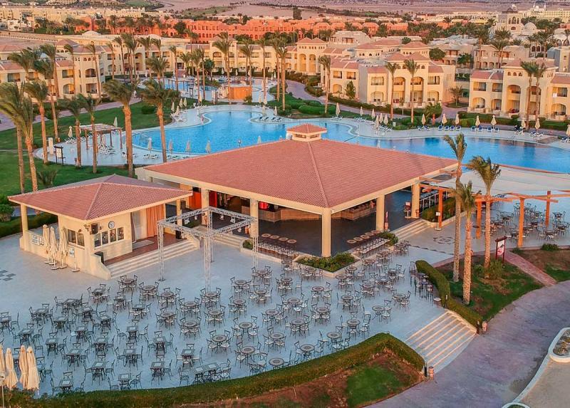 Cleopatra Luxury Resort Makadi Bay / Cleopatra Luxury Resort Makadi Bay